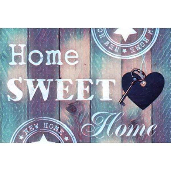 Home Sweet Home saying diamond painting kit