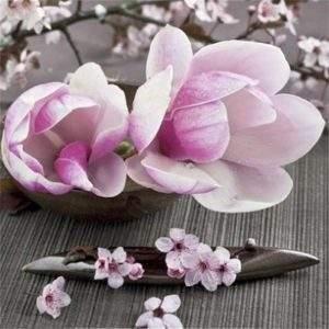 Cherry blossom diamond painting