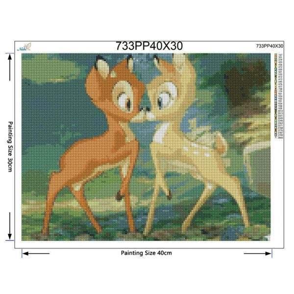 Bambi Disney Diamond Painting Kit