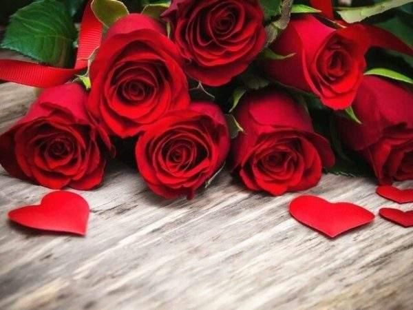 Red Roses Diamond Art Kit