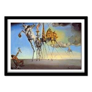 Salvador Dali Painting Diamond Art Kit