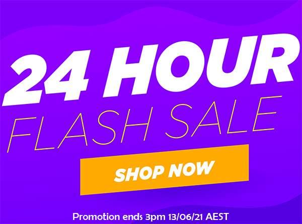 24hr flash sale 210613